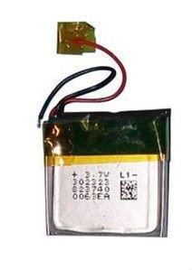 Battery For Ipod Shuffle 2nd Gen 100mah Li-pol 616-0278