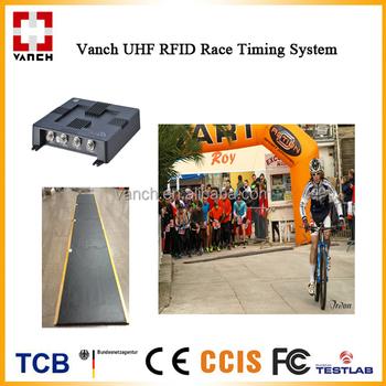 Vanch Rfid Race Timing System Racing Marathon Swimming Go