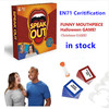 EN71 Certification Speak Out Game Board Mouthpiece Game Interesting Party Game