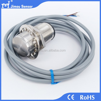 Ac/dc Metal Face Inductive Proximity Sensors( M30 With Cable) - Buy on