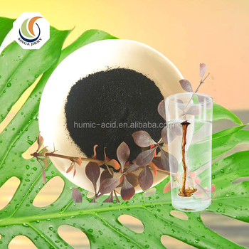 HUMIMASTER high quality water soluble organic humic acid flake