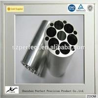 Factory customized cnc aluminum car spare parts, mechanical parts fabrication service
