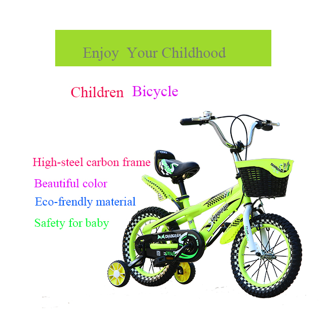 2016 new model child bicycle/kids bike/ baby cycle for sale