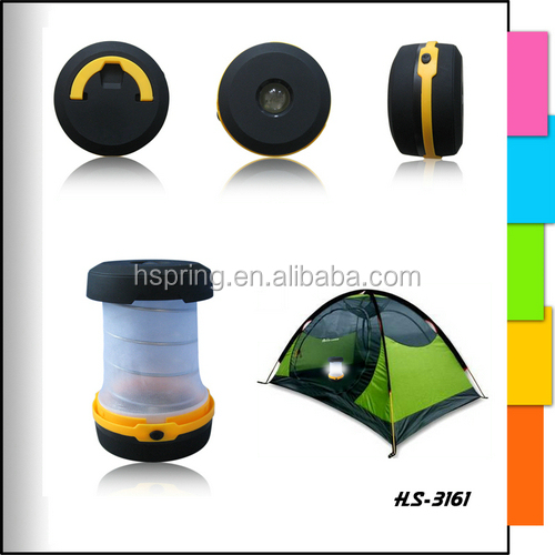 Cheap Prices Sales Customized Logo Printed Latest Design Led Camping light