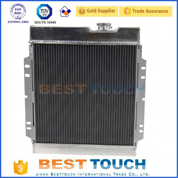 Seismic truck engine cooling auto radiator for honda for accord