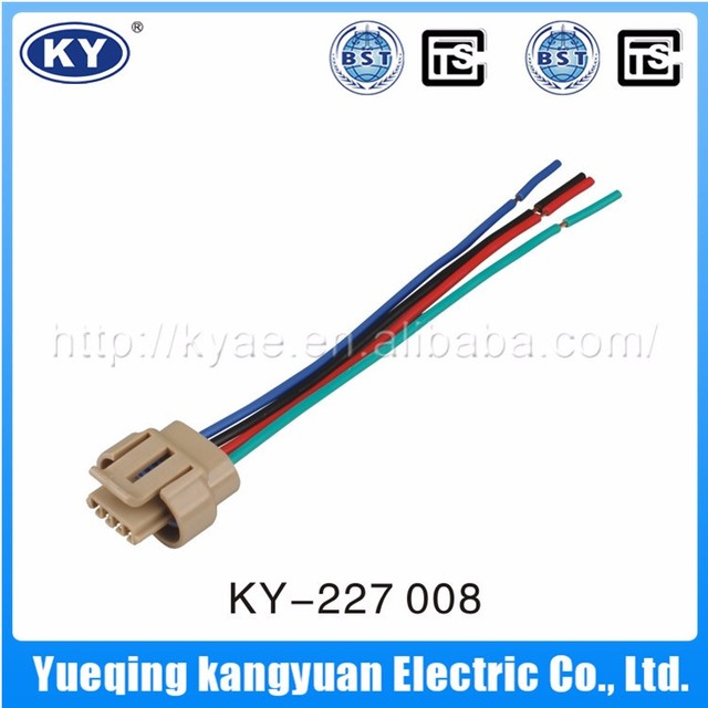 Pvc Insulation Copper Electrical Wire Auto Connector_640x640xz auto copper wire harness source quality auto copper wire harness copper wire hardness at gsmx.co