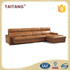Chinese wholesale hight quality living room relaxing leather sofa