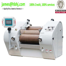 YS Three Roll Mill for offset ink. solvent based material 3-roller mill