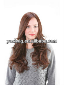 Hot Sale high qualityhuman hair half wigs
