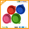 Factory Sale BPA Free Silicone Disposable Fancy Dog Bowl