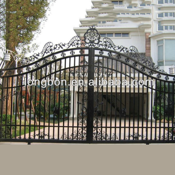 New Simple Iron Gate Grill Designs And Iron Main Gate Designs For