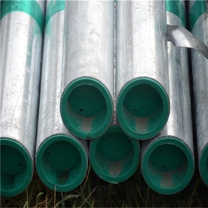 Galvanized Steel Tube and Fitting GI pipes