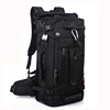 Custom wholesale Polyester outdoor travelling waterproof hiking backpack