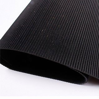 Corrugated Rubber Sheet Matting Buy Fine Ribbed Rubber