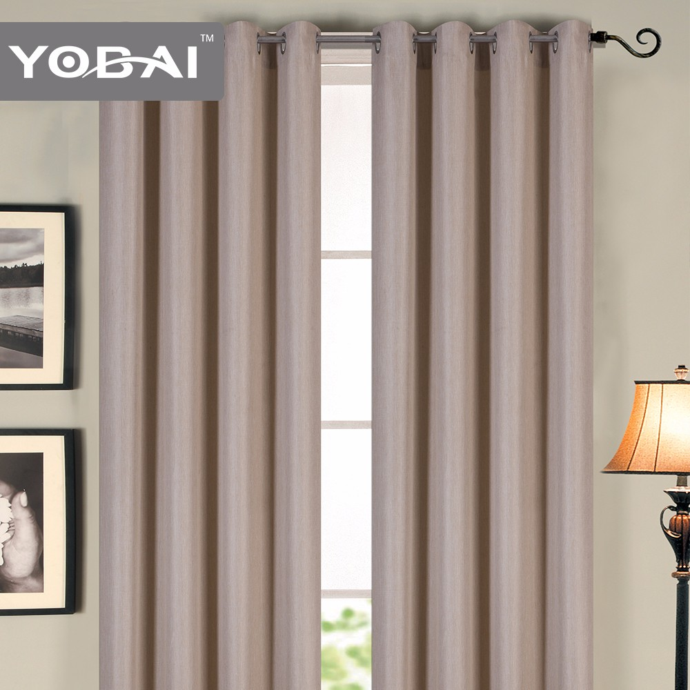 Living Room Modern Luxury Window Curtains made in China