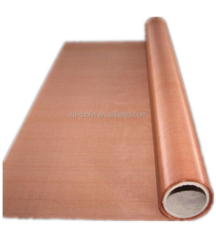 shieldite emf protection pure copper screen fabric