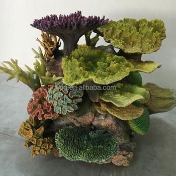 9a2af45dfdc0 Pg Acrylic Aquarium Rocks Coral Reef - Buy Reef