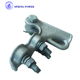 aerial cable power accessories NLL series wedge type high tension strain clamps