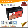 Small LED system 6v 12v ups sealed lead acid battery 12v 7ah