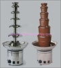 Commercial industrial chocolate fountain for sale
