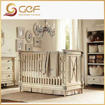Modern Baby Bedroom Furniture Convertible Crib Gef Bb 50 Buy Custom Made Wo