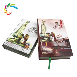 China Custom Luxury High Quality English Board Hardcover Cheap Book Printing