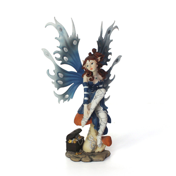 Cheap Sitting Garden Fairy Figurines Wholesale
