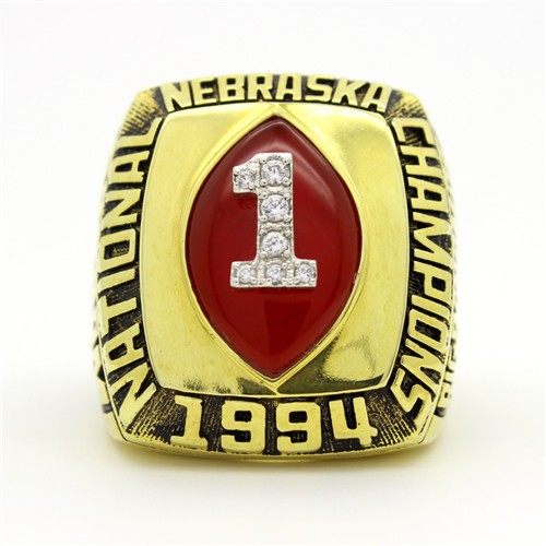 Wholesale The Replica 1994 Nebraska National Championship Ring