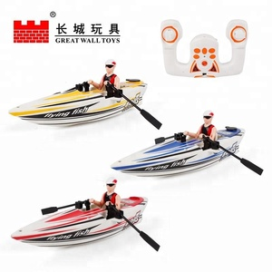 china 2.4G electric mini rc speed boat toy for wholesale