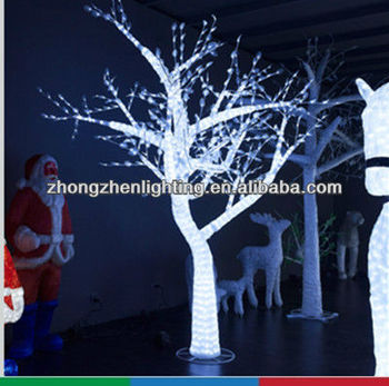 Hot Led Decorative Christmas Tree Sculpture Motif Art And Craft Lighting