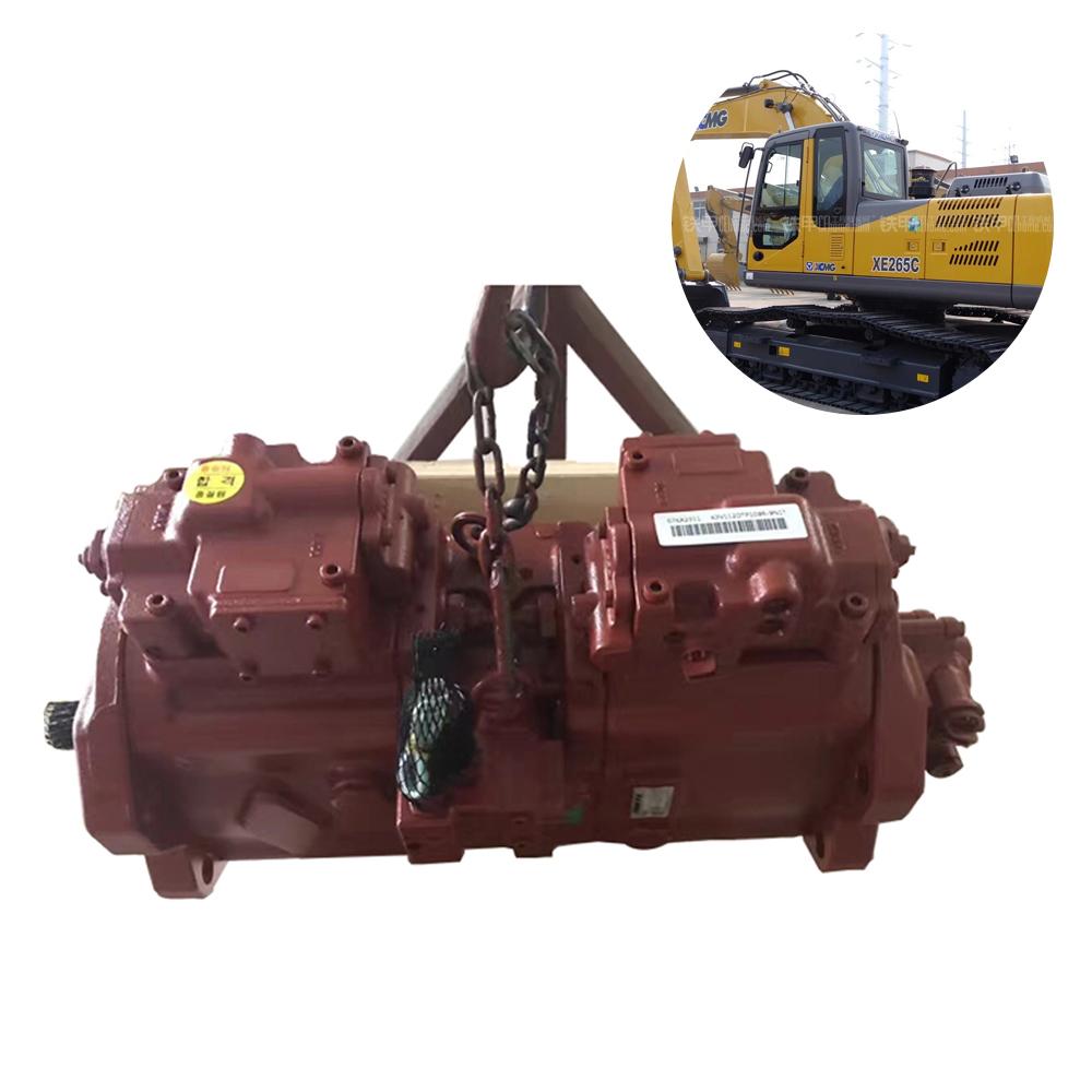 China rexroth a4vg125 hydraulic pump