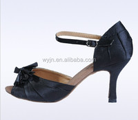High heel shoes dance -fashion lady professional latin dancing shoes