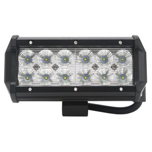 "Off Road ATV 10"" 36w LED Light Bar ATV 4x4 Offroad Tractor Marine Truck Raptor 10"" 36W offroad led light bar"