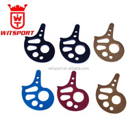 trial bicycle parts/colored aluminum alloy bicycle hub parts made in China