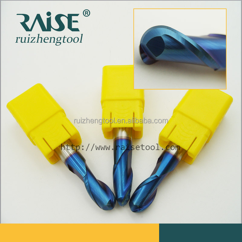 Professional Manufacture 3D Ball Nose CNC Router Bit