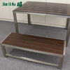 Jialifu Compact laminate gym waiting room bench