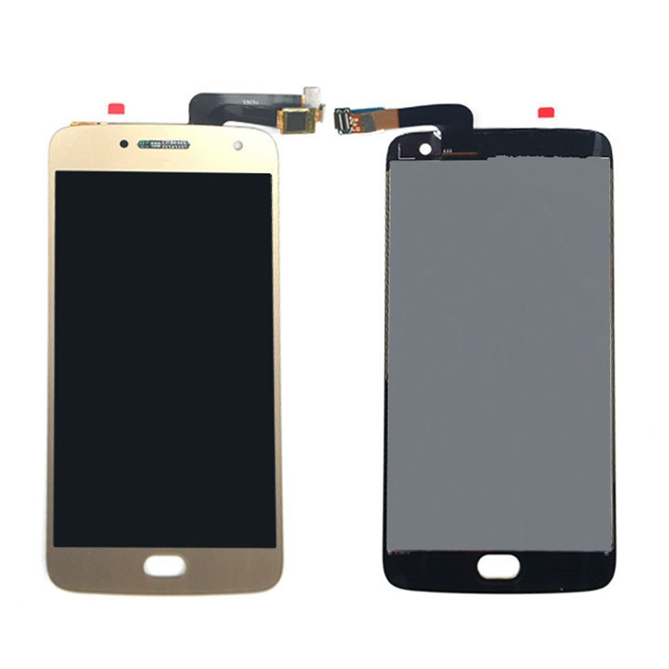 2 Color For Motorola Moto G5 Plus Xt1686 Lcd Display Screen Touch Digitizer Mobile Phone Accessories Cellphones & Telecommunications