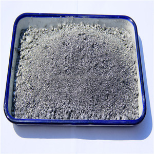 silver coated aluminum powder for building material block