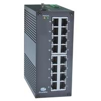 Managed Layer 2+ GE Industrial Fiber Optical Switch IEC61850 gigabit ethernet optical fiber switch