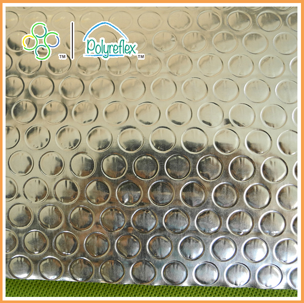 Double Layer Foil Insulation/Air Bubble Foil insulation for walls ceilings and floor applications