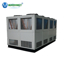 CE Certificate 330kw Industrial Air Cooled Chiller Machine / Industrial Water Chiller Machine