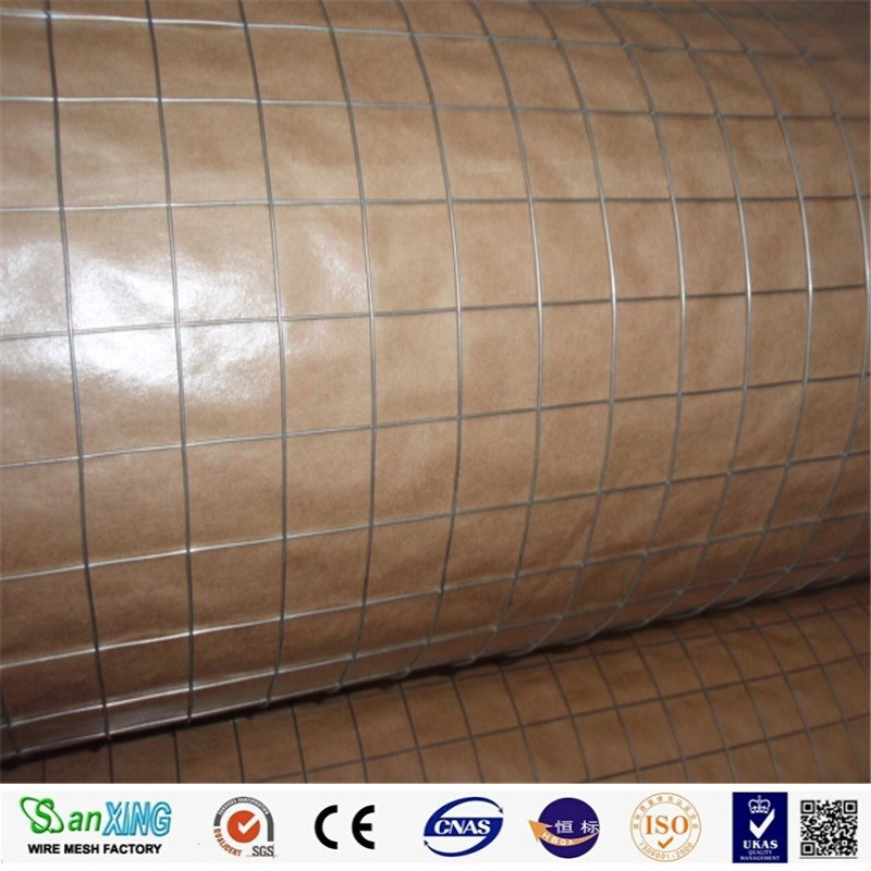Factory price 1/2 inch galvanized welded wire <strong>mesh</strong>