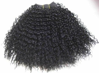 c511731035ad1a 20 Pack Lot 12 quot  Jerry Curl Weave   Extension in Black  1B   Blonde
