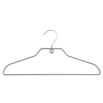 Hot Sale Flat Top Cheap Metal Hangers for Home Use