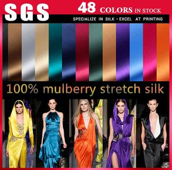 Wrinkle-free where to buy silk material
