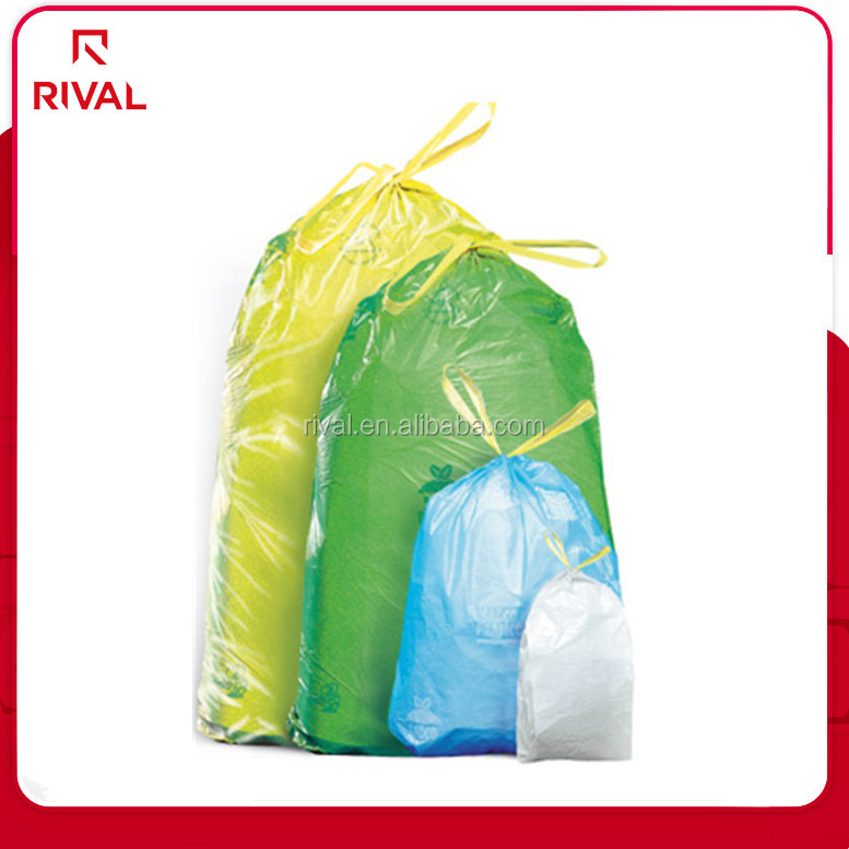 Cheap Price plastic Trash Compactor Bags