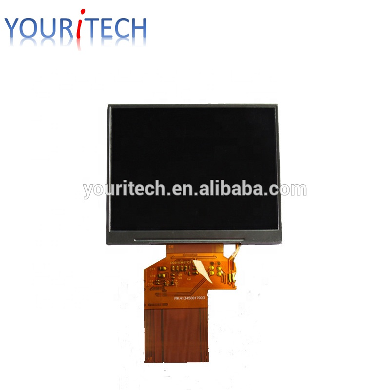 LCD Display Screen With Touch Screen Digitizer Repair Parts LQ043T1DG18 4.3 inch