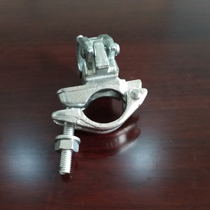Hot Sale EN74 Galvanized Drop Forged Scaffolding Coupler