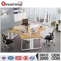 office reception desk cast iron furniture feet for workstation furniture