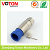 Manufacture CATV Male F type connector RG11 RG6 Compression F Connector